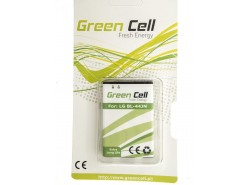 Batterie Green Cell ® BL44JN für das Telefon LG OPTIMUS L3 L5 SWIFT L3 L5