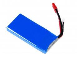 Batterie 2400 mAh