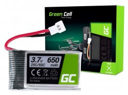 Batterie Green Cell ® für Sym X5 X5HW X5HC Explorers 3.7V 650mAh