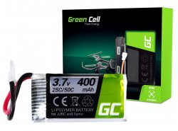 Batterie Green Cell ® für JJRC H31 3.7V 400mAh