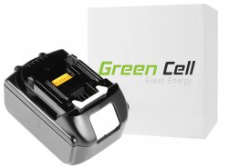 Green Cell Battery ® for Makita BL1830 194204-5 cell SAMSUNG 18V 4Ah