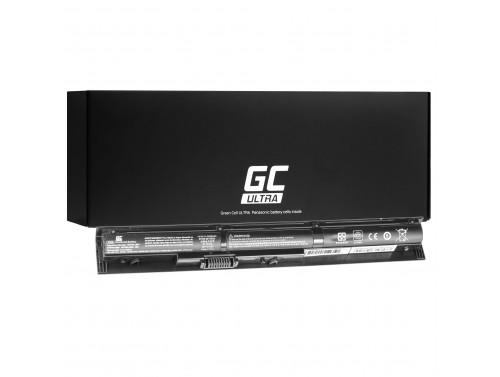 Green Cell ULTRA Battery VI04 VI04XL 756743-001 756745-001 for HP ProBook 440 G2 445 G2 450 G2 455 G2 Envy 14 15 17 14.8V