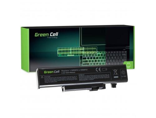 Green Cell Battery L10S6F01 for Lenovo IdeaPad Y470 Y570 Y570A Y570N