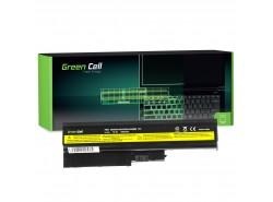 Green Cell Battery 92P1138 92P1139 42T4504 42T4513 for Lenovo ThinkPad R60 R60e R61 R61e R61i R500 SL500 T60 T61 T500 W500