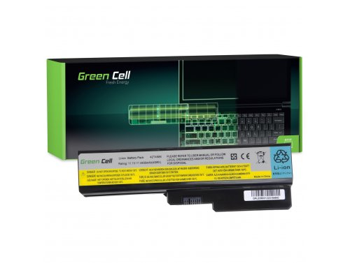 Laptop Battery L08S6Y02 for IBM Lenovo B550 G530 G550 G555 N500