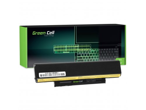 Green Cell Battery 45N1058 45N1059 for Lenovo ThinkPad X121e X130e X131e X140e ThinkPad Edge E120 E125 E130 E135 E320