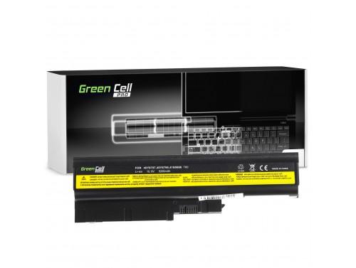 Green Cell PRO Battery 92P1138 92P1139 42T4504 42T4513 for Lenovo ThinkPad R60 R60e R61 R61e R61i R500 SL500 T60 T61 T500