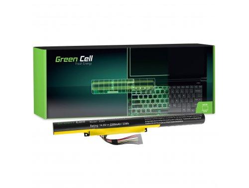 Green Cell Battery L12M4F02 L12S4K01 for Lenovo IdeaPad P400 P500 Z400 TOUCH Z410 Z500 Z500A Z505 Z510 TOUCH