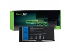 Green Cell Battery FV993 for Dell Precision M4600 M4700 M4800 M6600 M6700 M6800