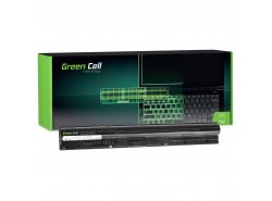 Green Cell ® Laptop Battery M5Y1K for Dell Inspiron 14 3451, 15 3555 3558 5551 5552 5555 5558, 17 5755 5758, Vostro 3458 3558