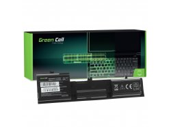 Laptop Battery Green Cell for Dell Latitude D410 PP06S