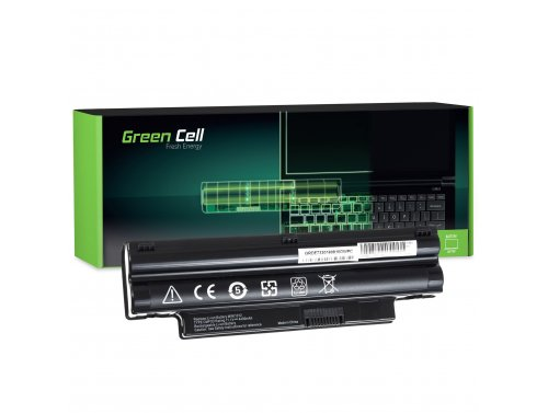 Green Cell Battery 3K4T8 for Dell Inspiron Mini 1012 1018