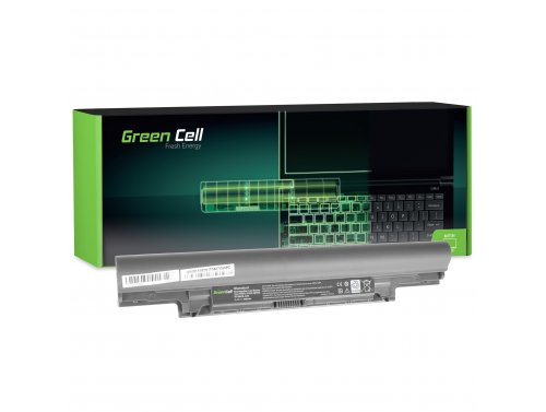 Green Cell ® Laptop Battery 7WV3V JR6XC YFDF9 for Dell Latitude 3340