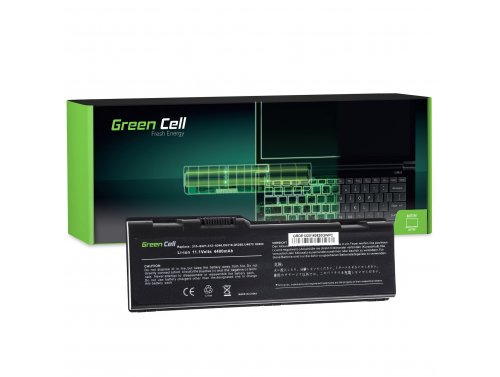 Green Cell Battery D5318 G5266 for Dell Precision M90 M6300 Inspiron 6000 9200 9300 9400 E1705 XPS M1710