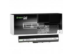 Green Cell PRO Battery A32-K52 for Asus A52 A52F A52N K42 K52 K52D K52F K52J K52JB K52JC K52JE K52N X52 X52F X52J X52N