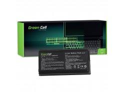 Green Cell Battery A32-F5 for Asus F5 F5C F5GL F5M F5N F5R F5SL F5SR F5Z F5V F5VL F5GL F5RL X50 X50GL X50M X50N X50RL X50SL