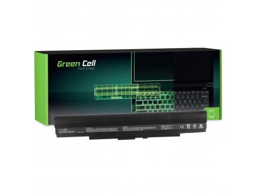 Green Cell Battery A42-UL30 A42-UL50 A42-UL80 for Asus U30 U30J U30JC UL30 UL30A UL30VT UL50 UL50A UL50AG UL80 UL80J UL80V