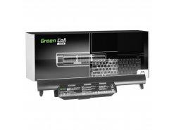 Green Cell PRO Battery A32-K55 for Asus R400 R500 R500V R500VJ R700 R700V K55A K55VD K55VJ K55VM K75V X55A X55U X75V X75VB