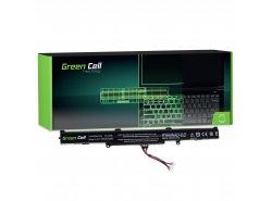 Green Cell Battery A41-X550E for Asus A550 F550 F550D K550 K750 R510 R510D R510DP R750 R752L R752LB X450 X550 X550D X750