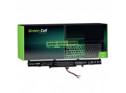 Green Cell ® Laptop battery A41-X550E for Asus F550 F750 K550 K750 R510 R750 X550 X750
