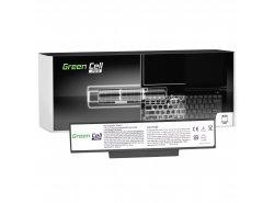 Green Cell PRO Battery A32-K72 for Asus N71 K72 K72J K72F K73S K73SV N71 N71J N71V N73 N73J N73S N73SV X73E X73S X73SD X77