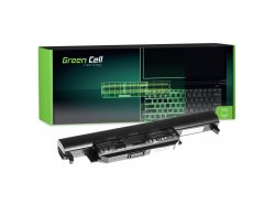Green Cell Battery A32-K55 for Asus R400 R500 R500V R500VJ R700 R700V K55 K55A K55VD K55VJ K55VM K75V X55A X55U X75V X75VB