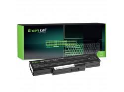 Green Cell Battery A32-K72 for Asus N71 K72 K72J K72F K73S K73SV N71 N71J N71V N73 N73J N73S N73SV X73E X73S X73SD X73T X77