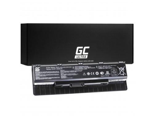 Green Cell ULTRA Battery A32-N56 for Asus G56 G56JR N46 N56 N56DP N56JR N56V N56VJ N56VM N56VZ N56VV N76 N76V N76VJ N76VZ