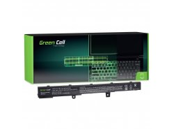 Green Cell Battery A41N1308 A31N1319 for Asus R508 R509 R512 R512C X551 X551C X551CA X551M X551MA X551MAV X751L