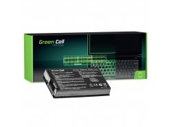 Green Cell Battery A32-F80 A32-F80A for Asus F50 F50SL F50Q F50Z F80 F80H F80L F80S F81 N60 X60 X61 X61G X61S X61Z X61SL