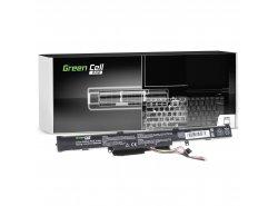 Green Cell PRO Battery A41-X550E for Asus A550 F550 F550D K550 K750 R510 R510D R510DP R750 R752L X450 X550 X550D X750 X751L
