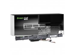 Green Cell PRO ® Laptop Battery A41-X550E for Asus F550D R510D R510DP X550D X550DP