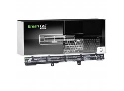 Green Cell PRO Battery A41N1308 A31N1319 for Asus R508 R509 R512 R512C X551 X551C X551CA X551M X551MA X551MAV X751L