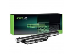 Green Cell Battery FPCBP179 for Fujitsu-Siemens LifeBook S6510 S6520 S7210 S7220