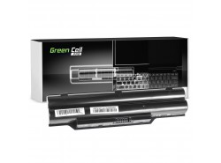 Green Cell PRO ® Laptop Battery FPCBP250 for Fujitsu LifeBook A530 A531 AH530 AH531