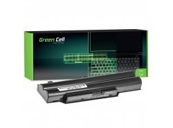 Green Cell Battery FPCBP250 for Fujitsu LifeBook A512 A530 A531 AH502 AH530 AH531 LH520