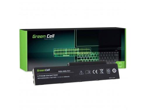 Green Cell Battery 3UR18650-2-T0182 SQU-809-F01 for Fujitsu-Siemens Li3710 Li3910 Pi3560 Pi3660