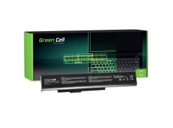 Green Cell Battery A32-A15 A41-A15 A42-A15 for MSI A6400 CR640 CR640DX CR640MX CX640 CX640MX MS-16Y1 14.4V