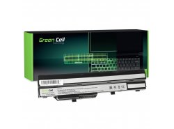 Green Cell Battery BTY-S11 BTY-S12 for MSI Wind U90 U100 U110 U120 U130 U135 U135DX U200 U250 U270