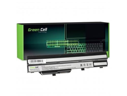 Green Cell Battery BTY-S11 BTY-S12 for MSI Wind U90 U100 U110 U120 U130 U135 U135DX U200 U250 U270