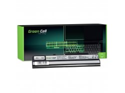 Green Cell Battery BTY-S12 BTY-S11 for MSI Wind U100 U250 U135DX U270 MOUSE LuvBook U100 PROLINE U100 Roverbook Neo U100