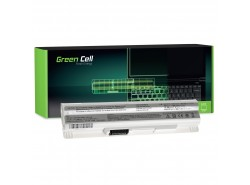 Green Cell Battery BTY-S12 BTY-S11 for MSI Wind U100 U250 U270 U135DX MOUSE LuvBook U100 PROLINE U100 Roverbook Neo U100