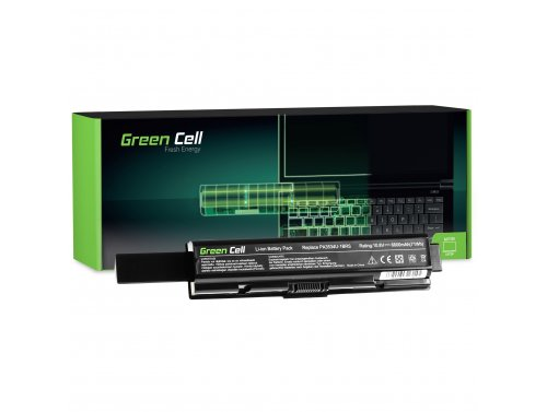 Green Cell Battery PA3534U-1BRS for Toshiba Satellite A200 A205 A300 A300D A350 A500 A505 L200 L300 L300D L305 L450 L500