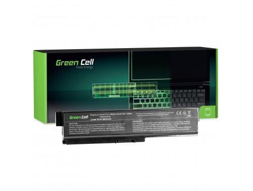 Green Cell Battery PA3817U-1BRS PA3818U-1BAS for Toshiba Satellite C650 C650D C660 C660D C665 L750 L750D L755D L770 L775