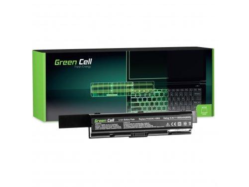 Green Cell Battery PA3534U-1BAS PA3534U-1BRS for Toshiba Satellite A200 A300 A500 A505 L200 L300 L300D L305 L450 L500