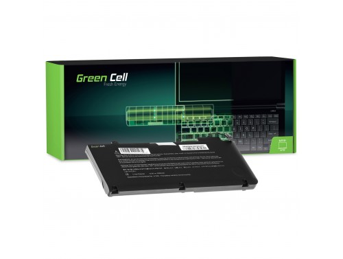 Green Cell Battery A1322 for Apple MacBook Pro 13 A1278 2009-2012
