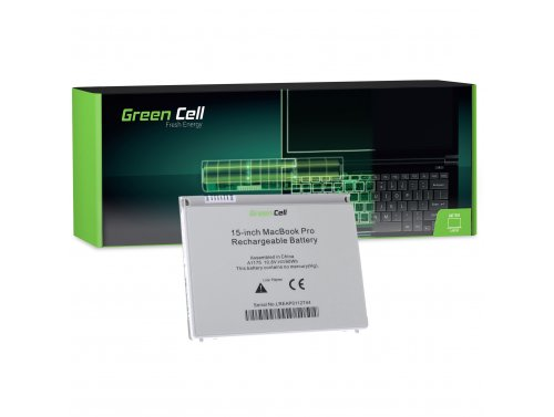 Green Cell ® Laptop battery A1175 for Apple MacBook Pro 15 A1150 A1211 A1226 A1260 2006-2008