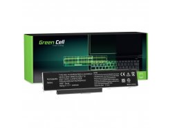 Green Cell Battery DHR503 for Joybook A52 A53 C41 R42 R43 R43C R43CE R56 und Packard Bell EASYNOTE MB55 MB85 MH35 MH45 MH88