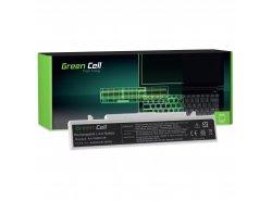 Green Cell ® Laptop Battery AA-PB9NC6B AA-PB9NS6B for Samsung RV511 R519 R522 R530 R540 R580 R620 R719 R780 white