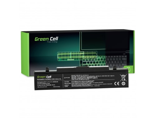 Green Cell Battery AA-PB9NC6B AA-PB9NS6B for Samsung R519 R522 R530 R540 R580 R620 R719 R780 RV510 RV511 NP350V5C NP300E5C